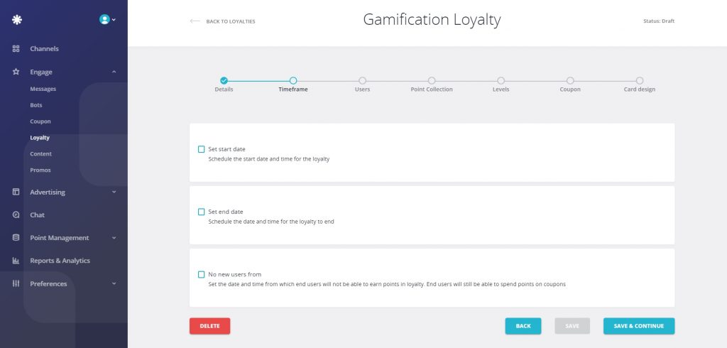Dating sito Gamification